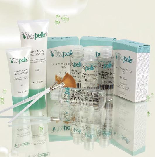 Profesjonalne kosmetyki Vitapelle kwasy glikolowe